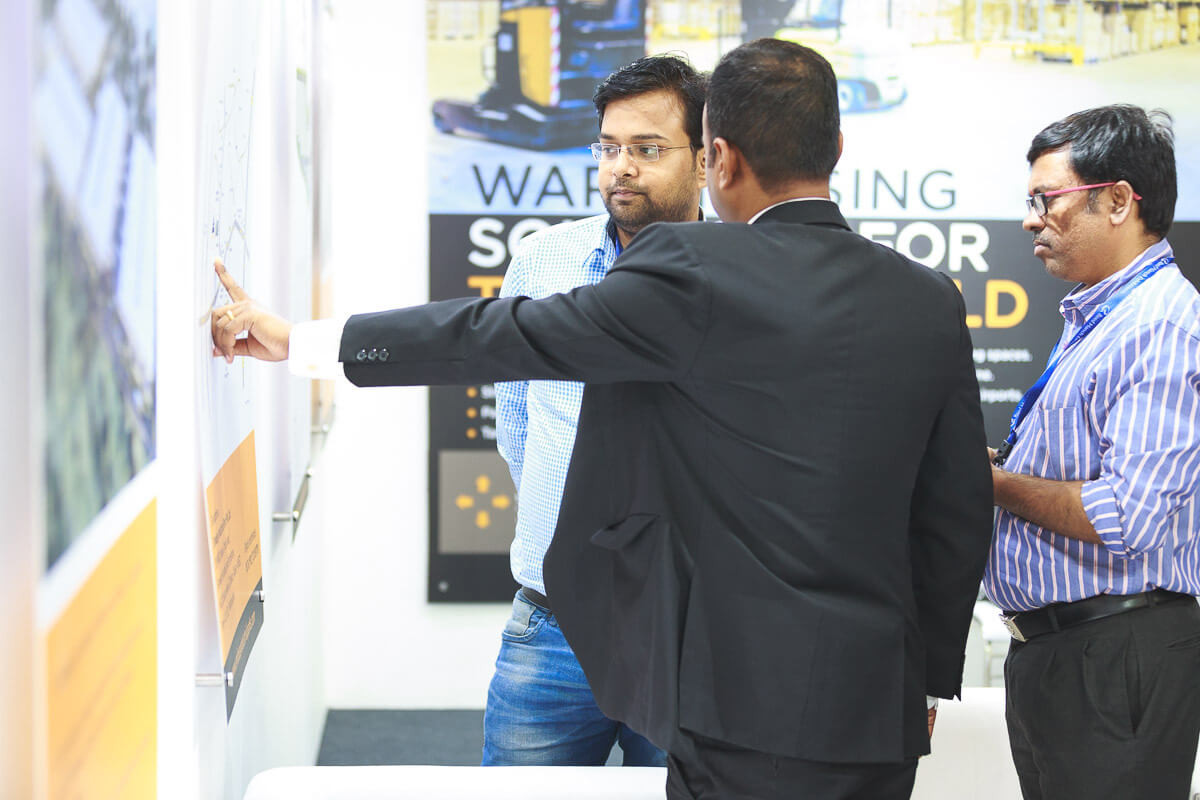 India Warehousing & Logistics Show-21