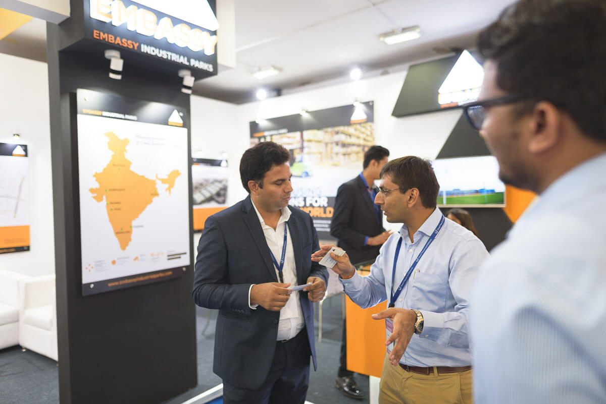 India Warehousing & Logistics Show-22