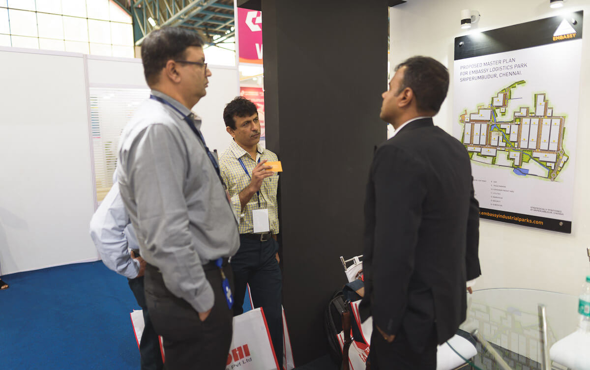 India Warehousing & Logistics Show-24
